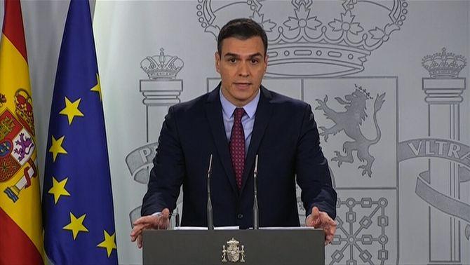 """Sánchez, sobre el coronavirus: """"Cadascú s'ha de protegir per protegir els altres"""""""