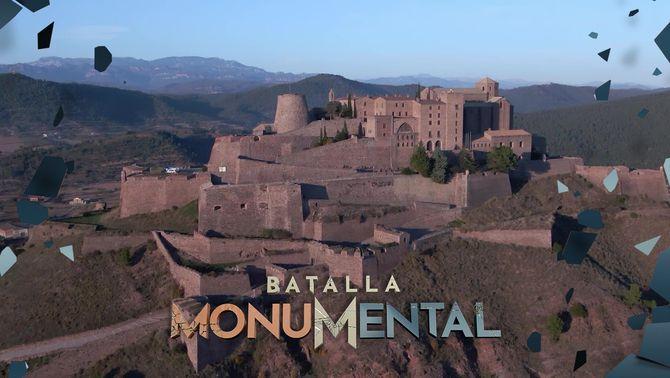 """El Castell de Cardona guanya la """"Batalla de castells"""""""