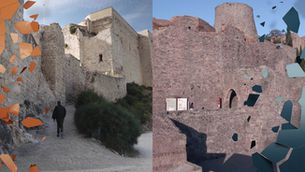 Batalla de castells: Miravet-Cardona