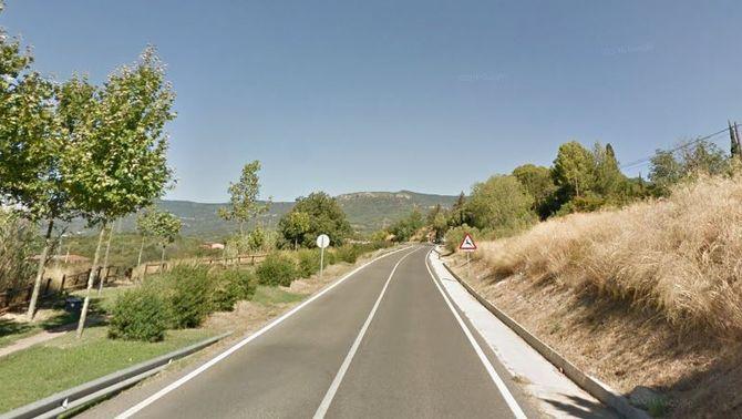 Mor un noi de 24 anys en un xoc a la T-704 a l'Aleixar