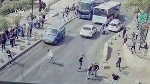Israel: l'escalada de violència entre palestins i policia creix coincidint amb el Dia de Jerusalem.