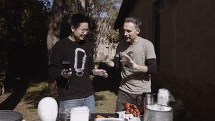 """L'influencer Long Li Xue i la química fora de control, a """"Efecte wow"""""""