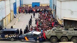 EN DIRECTE | El govern espanyol dona explicacions sobre la crisi de Ceuta