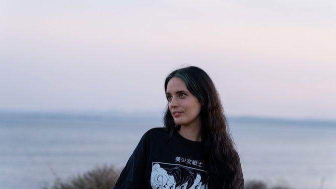 Anneke Necro és una actriu, productora i directora de cinema porno amb una mirada molt feminista