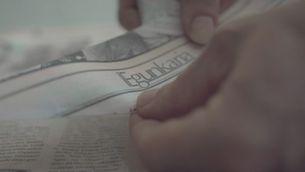 Les clavegueres de l'Estat contra el diari Egunkaria