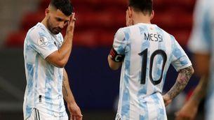 L'Argentina, als quarts de final de la Copa Amèrica