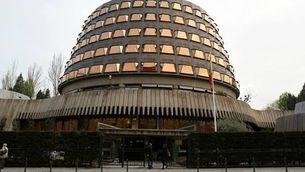 El Tribunal Constitucional en una foto d'arxiu. (Foto: EFE)