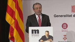 Acte central del centenari de la Mancomunitat de Catalunya
