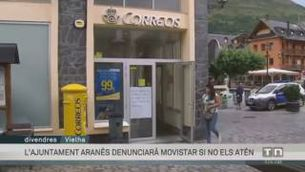 Telenotícies Barcelona 29/07/2014