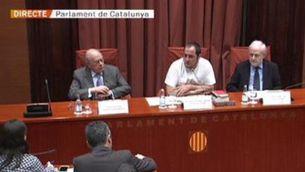 """Jordi Pujol: """"Facin el que vulguin"""". La compareixença del """"diuen, diuen, diuen""""."""
