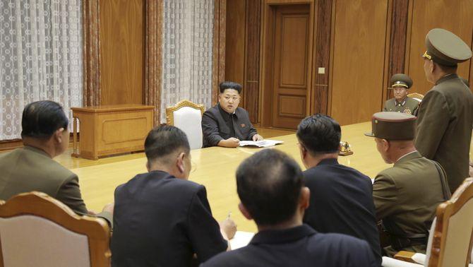 Corea del Nord ordena a les seves tropes que estiguin preparades per entrar en combat