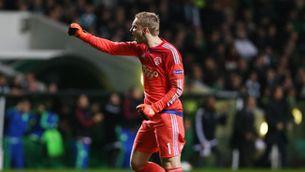 Jasper Cillessen, en una imatge d'arxiu amb l'Ajax (Reuters)