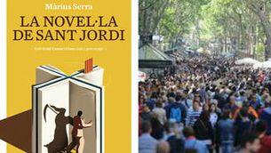 """""""La novel·la de Sant Jordi"""", de Màrius Serra (Amsterdam)"""