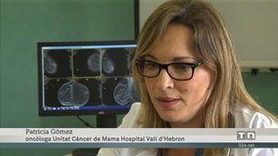 Més de la meitat de dones amb càncer de mama que necessitarien quimioteràpia se la podran estalviar