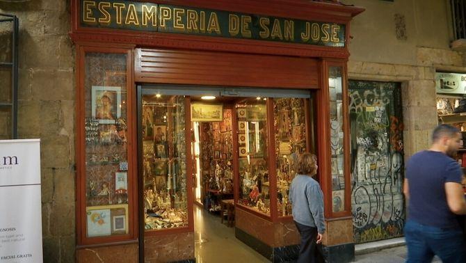 La guia de botigues emblemàtiques de Barcelona que reivindica el patrimoni comercial