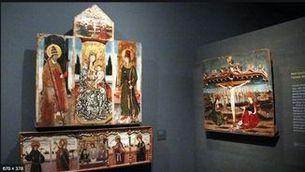 Obres de la Franja al Museu de Lleida