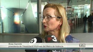 La Fiscalia i els acusats de l'accident del Metro de València arriben a un acord