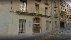 Façana de la residència Consorts Guasch de Capellades (Google Street View)
