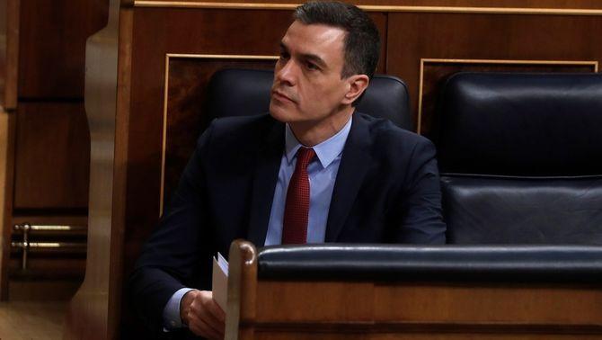 L'estat d'alarma, prorrogat: Sánchez preveu un desconfinament lent la segona meitat de maig
