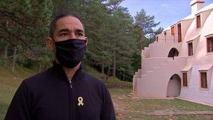Una obra de Gaudí desconeguda enmig del bosc serà refugi de muntanya