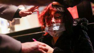 """Anaïs Franquesa, advocada d'Irídia: """"Els Mossos van disparar intencionadament"""""""