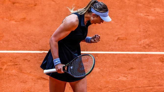 Paula Badosa remunta i es classifica per als quarts de final del Masters 1000 de Madrid