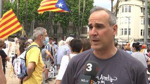 Manifestació a Perpinyà en defensa de l'ensenyament en català