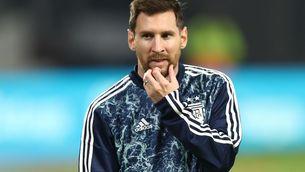 L'Inter Miami confirma contactes amb Messi