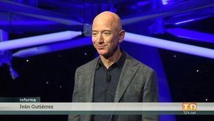 Bezos cedeix avui la direcció d'Amazon després de 27 anys al càrrec
