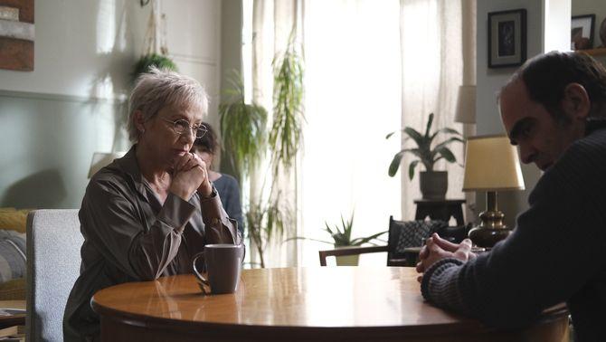 Luis Tosar i Blanca Portillo a 'Maixabel'