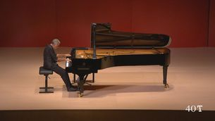 El pianista Josep Colom, a Torroella