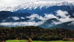 Serra del Cadí. Foto: Urgell Ubach.