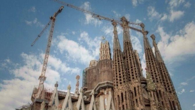 Exterior de la Sagrada Família
