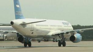 S'estavella un avió rus a Egipte