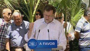 Els candidats espanyols, després del debat de dilluns