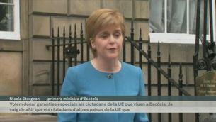 Declaracions govern escocès sobre passos a seguir davant Brexit