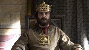 L'actor Francesc Orella és Ramon Borrell, comte de Barcelona, Girona i Osona.