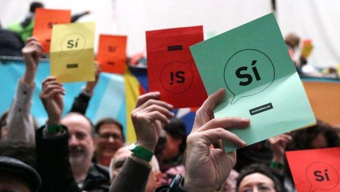 L'ANC aposta per la DUI si l'estat espanyol impedeix el referèndum