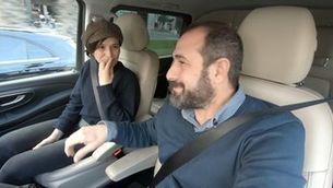 Al cotxe - Ariadna Gil i Nora Navas