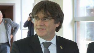 Puigdemont demana un nou permís per viatjar al Quebec a causa d'errors burocràtics