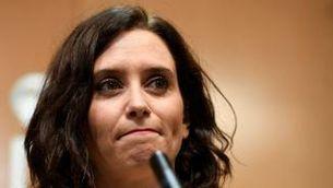 Díaz Ayuso serà investida en acceptar les condicions de Vox al pacte amb Cs a Madrid