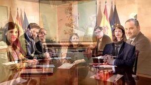 Sánchez insisteix que l'acord amb ERC serà públic i dins la Constitució