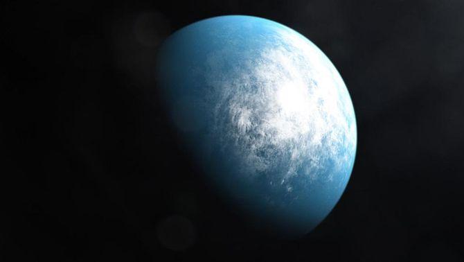 """Una possible """"Terra"""" a cent anys llum: la NASA detecta un exoplaneta amb aigua líquida"""