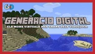 """""""Generació digital"""" 03.07.20 """"Els espais virtuals més immensos"""""""