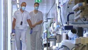 Els brots de l'Hospitalet i el Baix Llobregat impacten en l'Hospital Moisès Broggi