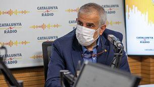 Carlos Carrizosa, cap de llista de Cs el 14F