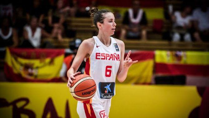 La catalana Aina Ayuso, escollida al draft de la WNBA