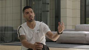 Luis Enrique, Luis Suárez i Ronaldinho parlen del futur de Messi