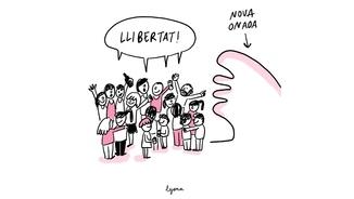 Imatge de:Llibertat/responsabilitat col·lectiva, per Lyona Ivanova