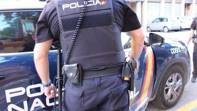 Agent de la Polícia Nacional